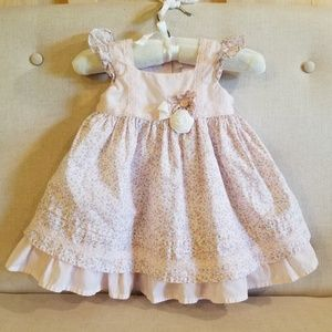 Beautiful Baby Girls 3 Piece Vests & Bottoms Set 6 Months Bnwt Moderate Price Outfits & Sets Clothing, Shoes & Accessories